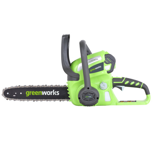 Greenworks 20262 40V G-MAX Cordless Lithium-Ion 12 in. Chainsaw Kit