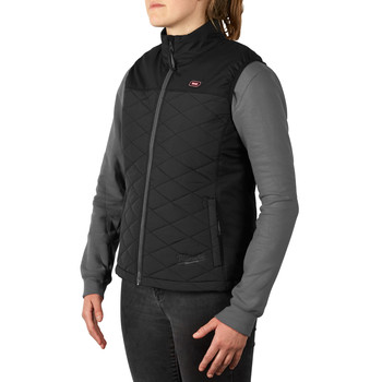 Milwaukee 333B-20XL M12 12V Li-Ion Heated Women's AXIS Vest (Vest Only) - XL