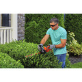 Black & Decker BEHTS300 20 in. SAWBLADE Electric Hedge Trimmer image number 8