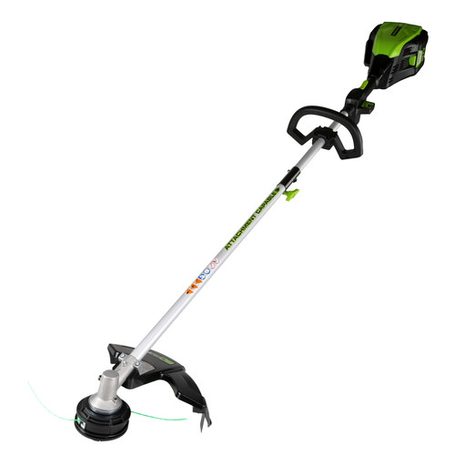 Greenworks GST80321 DigiPro 80V Cordless Lithium-Ion 16 in. String Trimmer Kit