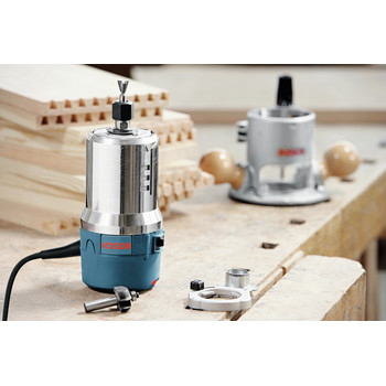 Bosch 1617EVS 2.25 HP Fixed-Base Electronic Router image number 5