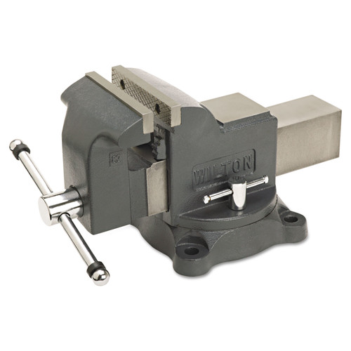 JET 63302 WS6 6 in. Jaw Shop Vise Swivel Base