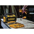 Factory Reconditioned Dewalt DCR010R 12V/20V MAX Lithium-Ion Jobsite Corded/Cordless Bluetooth Speaker (Tool Only) image number 7