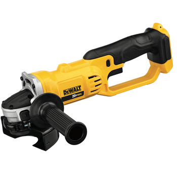 Factory Reconditioned Dewalt DCG412BR 20V MAX Lithium-Ion 4-1/2 in. Grinder (Tool Only)
