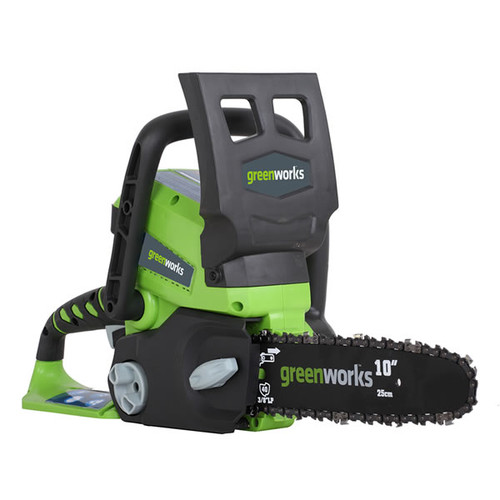 Greenworks 20272 24V Lithium-Ion 10 in. Chainsaw (Bare Tool)
