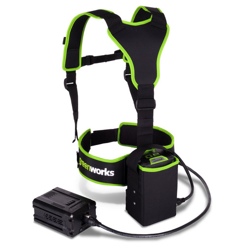 Greenworks 2903202 WP80A00 80V Battery Harness Carrying System