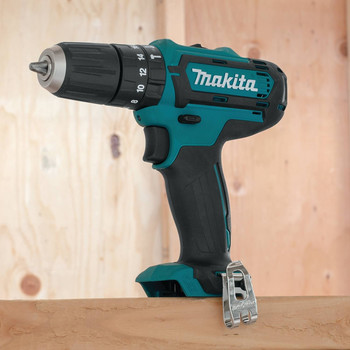 Makita PH04Z 12V max CXT Lithium-Ion 3/8 in. Cordless Hammer Drill Driver (Tool Only) image number 5