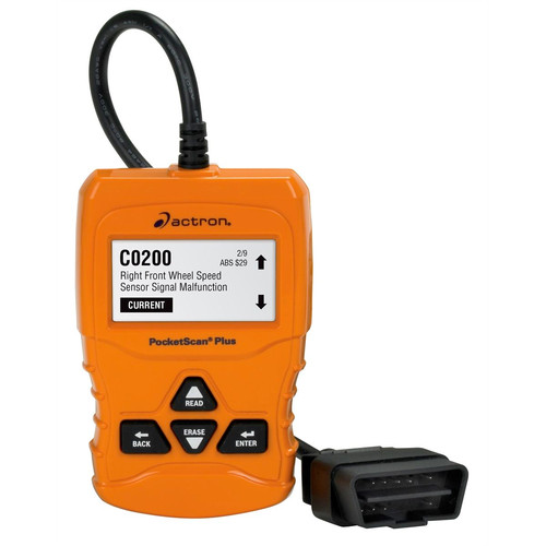 Actron CP9660 PocketScan Plus ABS OBD-II and CAN Scan Tool image number 0