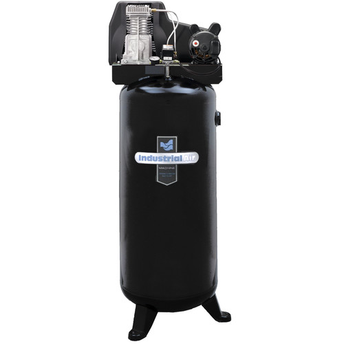 Industrial Air IL3106016 3.1 HP 60 Gallon Oil-Lubricated Stationary Air Compressor