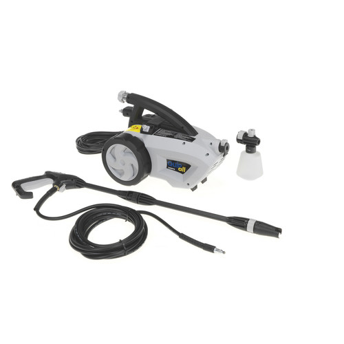 Quipall 1500EPW 1500 PSI 11 Amp 1.5 GPM Electric Pressure Washer With Convenient Multi-Nozzle image number 0
