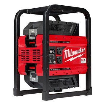 Milwaukee MXF002-2XC MX FUEL CARRY-ON 3600W/1800W Lithium-Ion Cordless Power Supply/Generator