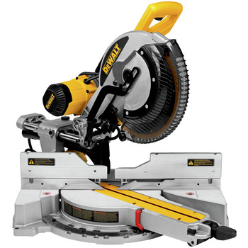 Factory Reconditioned Dewalt DWS779R 12 in. Double-Bevel Sliding Compound Corded Miter Saw