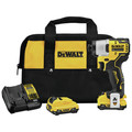 Dewalt DCF801F2 XTREME 12V MAX 1/4 in. Cordless Lithium-Ion Brushless Impact Driver Kit (2 Ah)