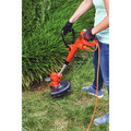 Black & Decker BESTE620 6.5 Amp/ 14 in. POWERCOMMAND Electric String Trimmer/Edger with EASYFEED image number 10