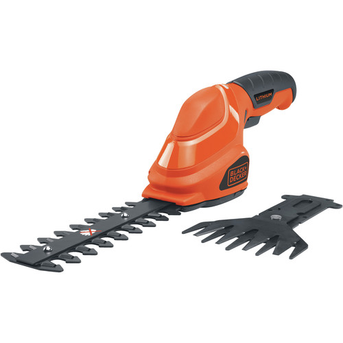 Black & Decker GSL35 3.6V Cordless Lithium-Ion 2-in-1 Garden Shear Combo image number 0