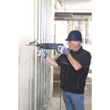 Factory Reconditioned Bosch 11255VSR-RT 1 in. SDS-plus D-Handle Bulldog Xtreme Rotary Hammer image number 6