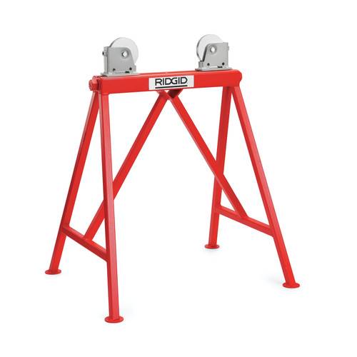 Ridgid AR99 34 in. Adjustable Stand with Steel Rollers