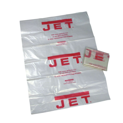 JET 717511 Canister Collection Bag for JCDC-1.5, JCDC-2, JCDC-3 (5-Pack)
