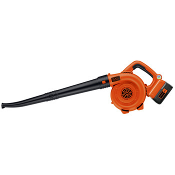 Black & Decker LSW36 40V MAX Cordless Lithium-Ion Variable-Speed Handheld Sweeper image number 0