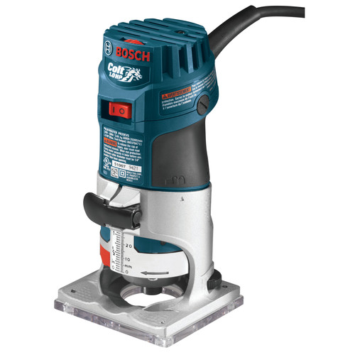 Bosch PR20EVS 1 HP 5.6 Amp Colt Electronic Variable-Speed Palm Router image number 0
