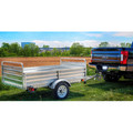 Detail K2 MMT5X7G 5 ft. x 7 ft. Multi Purpose Utility Trailer Kits (Galvanized) image number 9