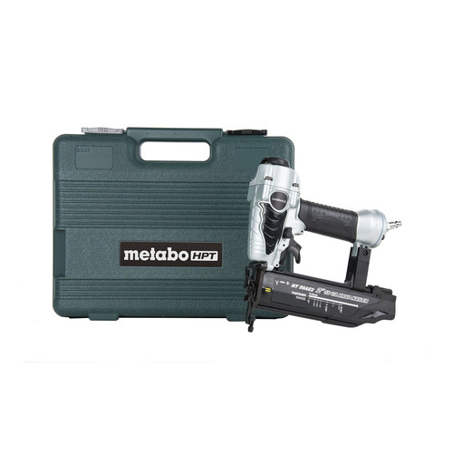 Factory Reconditioned Metabo HPT NT50AE2M 18-Gauge 2 in. Finish Brad Nailer Kit image number 0