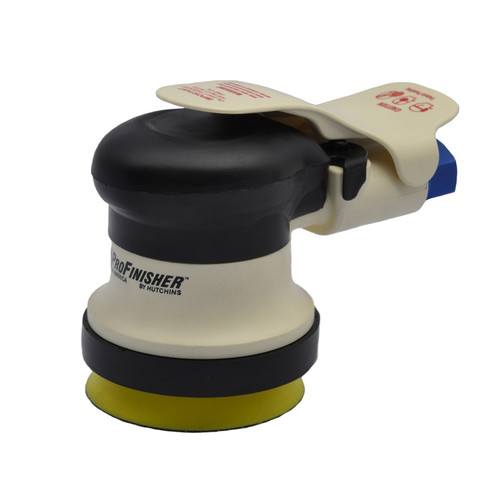 Hutchins 503 ProFinisher 3/32 in. Offset 3 in. Hook Pad Random Orbital Action Sander image number 0