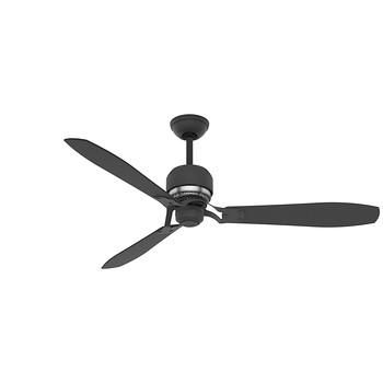Casablanca 59505 60 in. Tribeca Graphite Ceiling Fan with Remote
