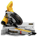 Dewalt DWS779 12 in. Double-Bevel Sliding Compound Corded Miter Saw image number 7