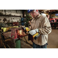 Dewalt DCG415W1 20V MAX XR Brushless Lithium-Ion 4-1/2 in. - 5 in. Small Angle Grinder with POWER DETECT Tool Technology Kit (8 Ah) image number 7