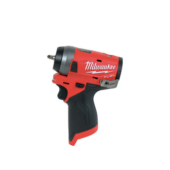 Milwaukee 2552-20 M12 FUEL Stubby 1/4 in. Impact Wrench (Tool Only)