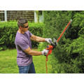 Black & Decker BEHTS300 20 in. SAWBLADE Electric Hedge Trimmer image number 6