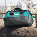 Makita 831253-8 14 in. Contractor Tool Bag image number 1
