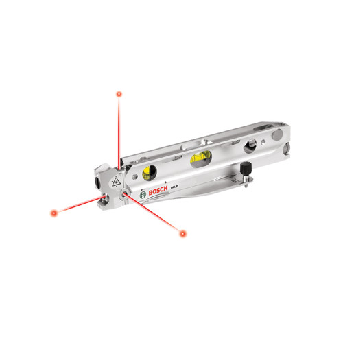 Bosch GPL3T 3-Point Torpedo Laser Alignment Kit