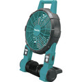 Makita DCF201Z 18V LXT Li-Ion Cordless Job Site Fan (Tool Only) image number 0