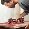 Skil OS592702 PWRCore 12 12V Brushless Lithium-Ion Oscillating Cordless Multi-Tool Kit (2 Ah) image number 13