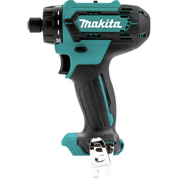 Makita FD10Z 12V max CXT Lithium-Ion Hex Brushless 1/4 in. Cordless Drill Driver (Tool Only) image number 1