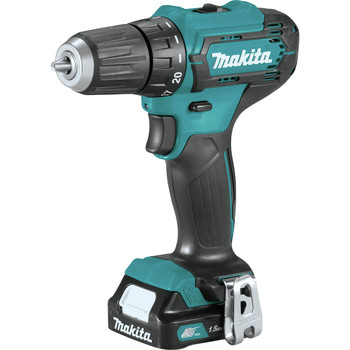 Makita FD09R1 12V max CXT Lithium-Ion Brushless 3/8 in. Cordless Drill Driver Kit (2 Ah) image number 1