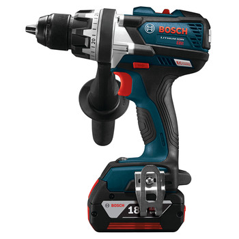 Bosch DDH183-01 18V Lithium-Ion EC Brushless Brute Tough 1/2 in. Cordless Drill Driver Kit (4 Ah) image number 3