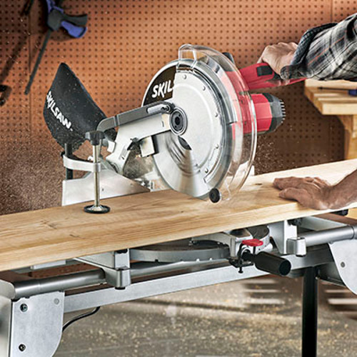 Fantastic Skil 3821 01 15 Amp 12 In Compound Miter Saw With Quick Mount System And Laser Cutline Ibusinesslaw Wood Chair Design Ideas Ibusinesslaworg