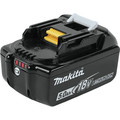 Makita XT269T 18V LXT Lithium-Ion 5.0 Ah Brushless 2-Piece Combo Kit image number 7