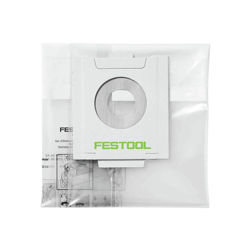 Festool 496215 Disposable Dust Liner (5-Pack)