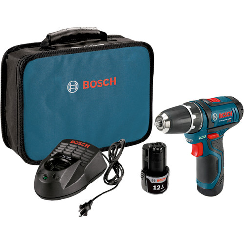 Factory Reconditioned Bosch PS31-2A-RT 12V Max Cordless Lithium-Ion 3/8 in. Drill Driver