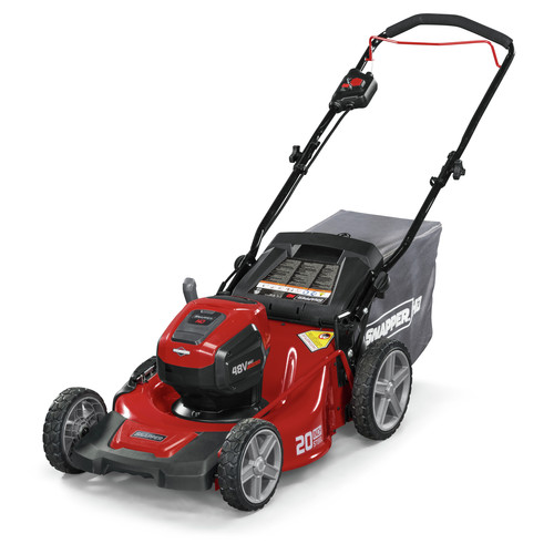 Snapper 1687966 48V Max 20 in. Electric Lawn Mower Kit (5 Ah) image number 0
