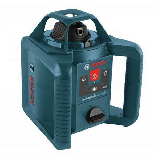 Factory Reconditioned Bosch GRL 240 HVCK-RT Self-Leveling Rotary Laser Level Kit image number 0
