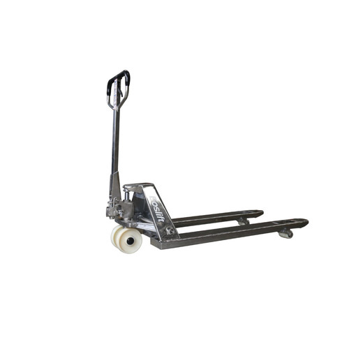 Eoslift M20S 4,400 lbs. 27 in. x 48 in. Stainless Steel Pallet Truck