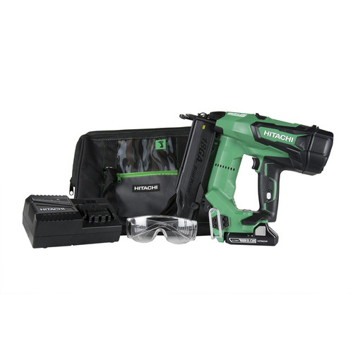 Factory Reconditioned Hitachi NT1850DE Hitachi NT1850DE 18V Brushless 18 Gauge Brad Nailer