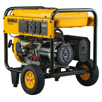 Factory Reconditioned Dewalt PM0167000.01R 420cc 7,000 Watt Gas Powered Commercial Generator image number 3