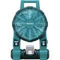 Makita DCF201Z 18V LXT Li-Ion Cordless Job Site Fan (Tool Only) image number 1