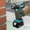 Makita XT269T 18V LXT Lithium-Ion 5.0 Ah Brushless 2-Piece Combo Kit image number 9